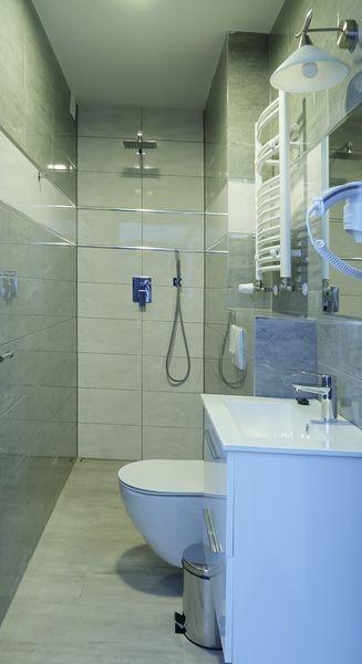 Villa Karpacz łazienka