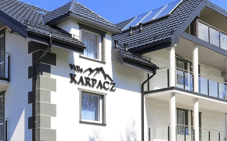 O firmie Villa Karpacz
